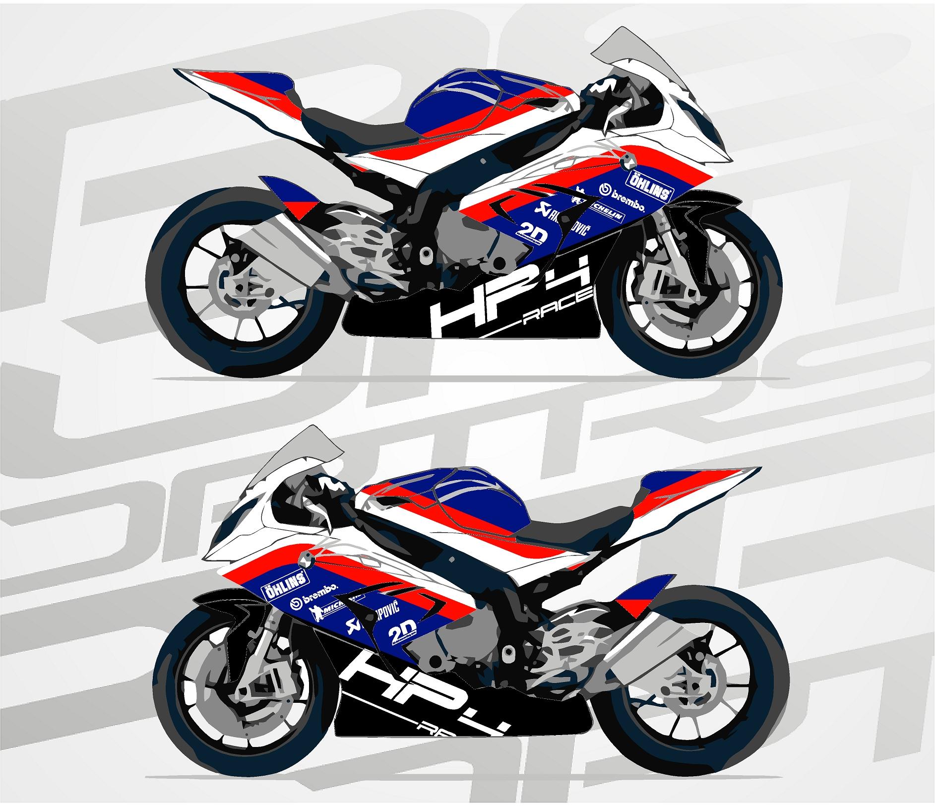 BMW S1000RR Pro