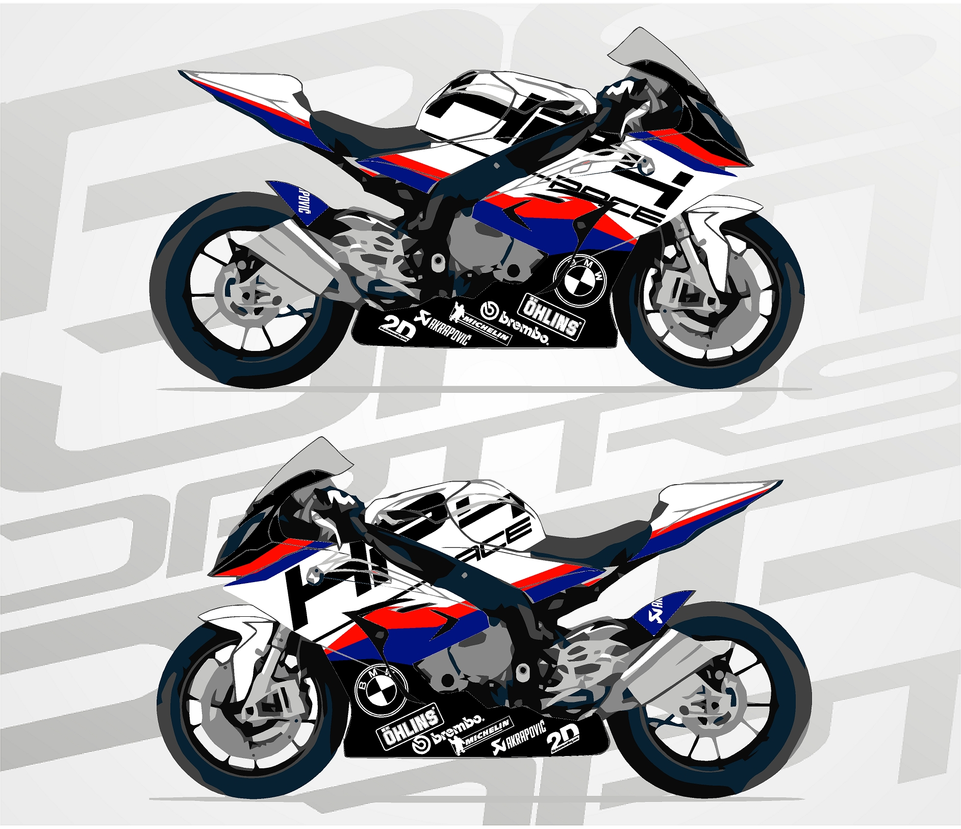 BMW S1000RR Streetpro