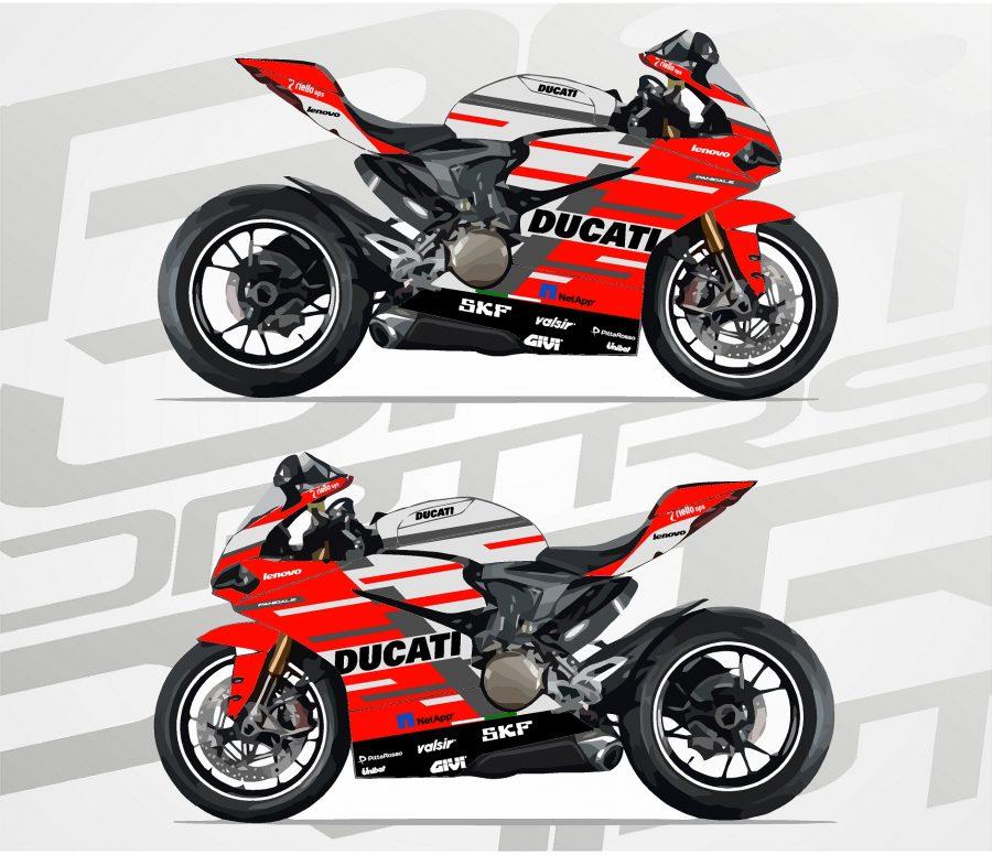 Ducati Panigale 1299 Circuit