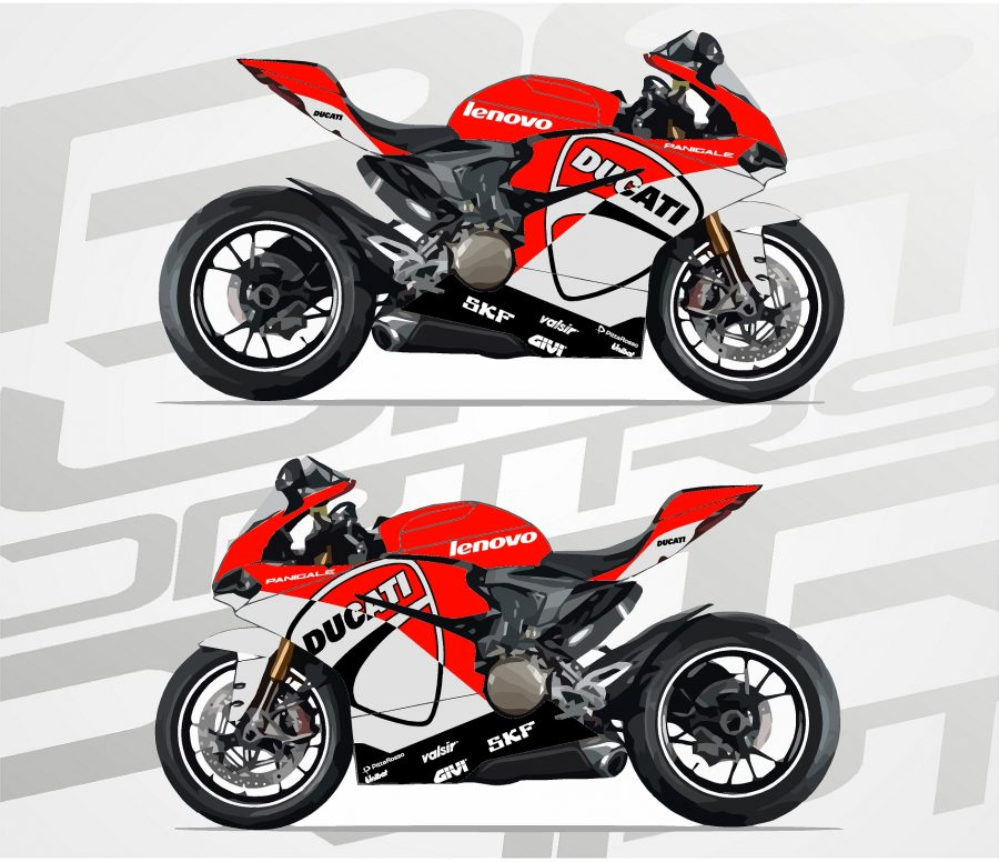 Ducati Panigale 1299 Track