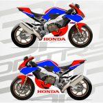 HONDA CBR 1000 RR SC77 Classic