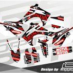 Kit Honda CR Stripes