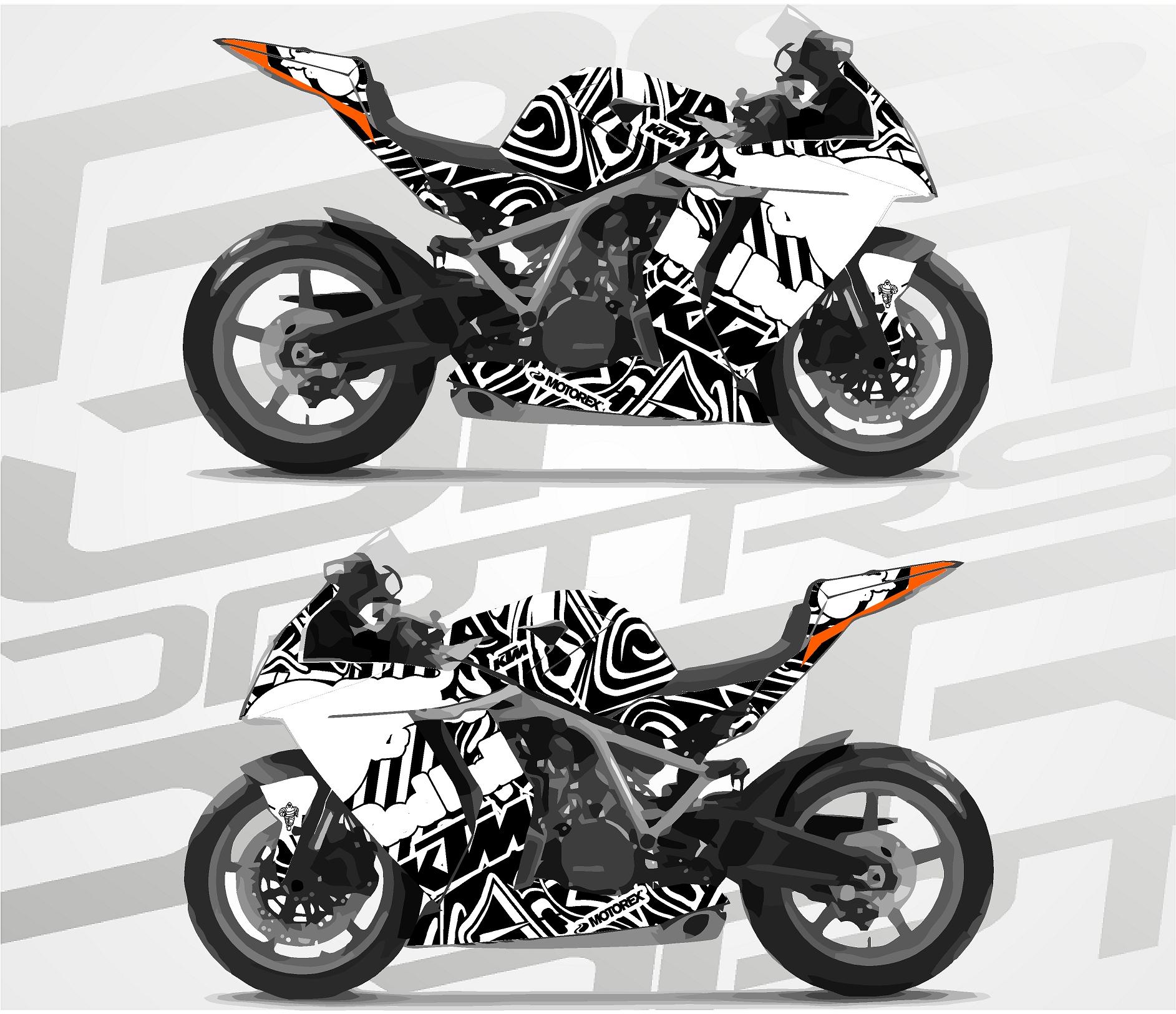KTM RC8 Proto