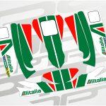 Kit Kart Alitalia