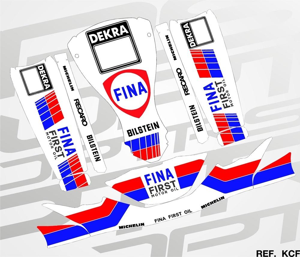Kit Kart Fina