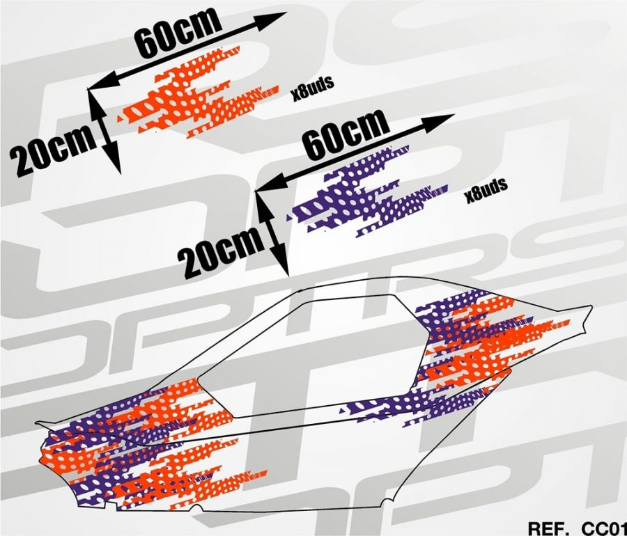 KIT Carcross Universal Neo Scratch