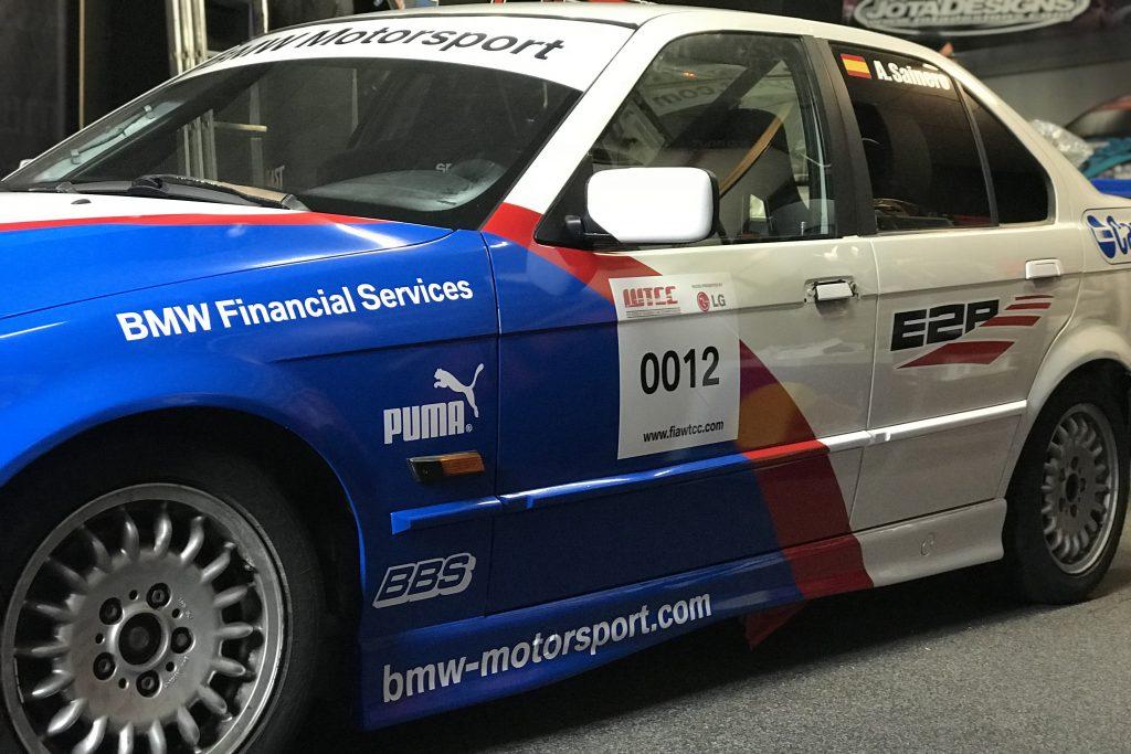 BMW E36 WTCC