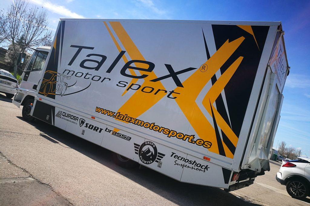Camión Talex