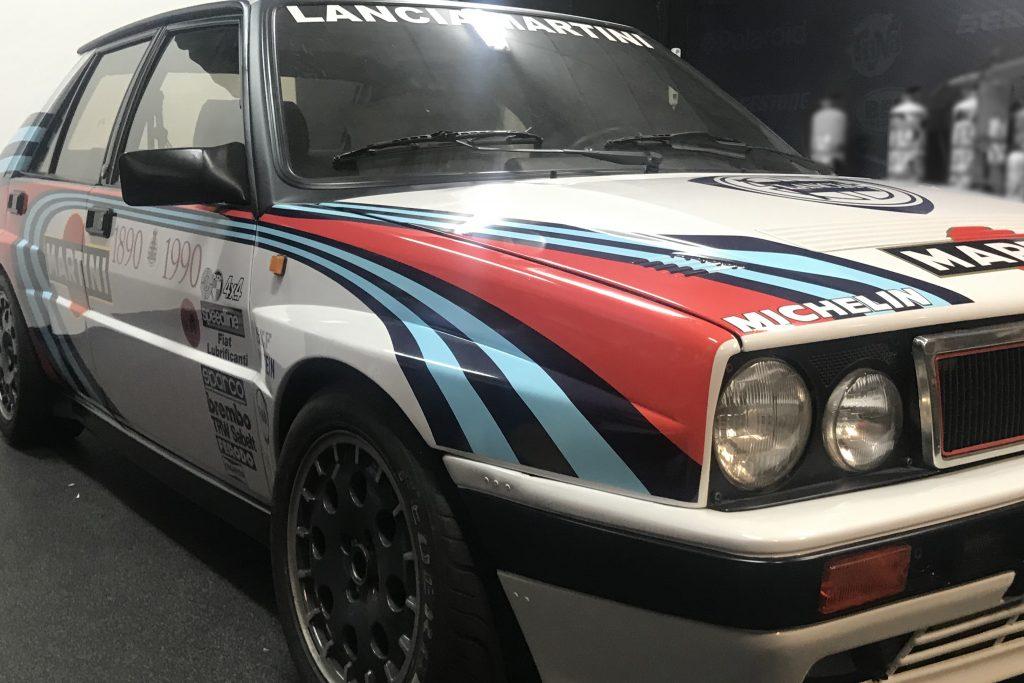 Lancia Integrale 16V