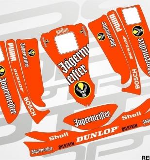 Kit Kart Jagermeister
